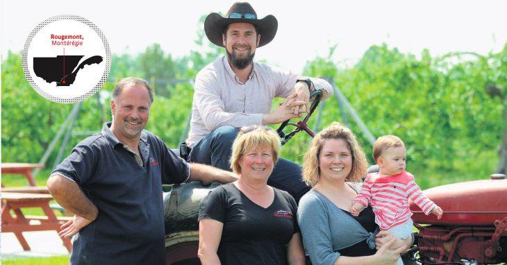 Famille Beauregard-Farley-TCN